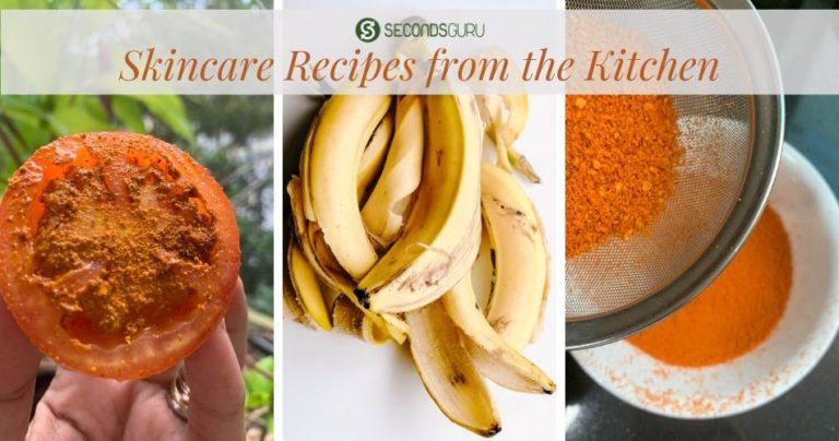 Sva skincare recipes using fruits