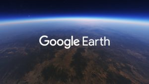 Google earth Travels