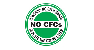No CFC greenwashing