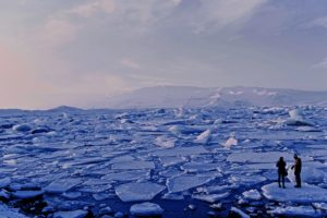 Melting Ice Sheets