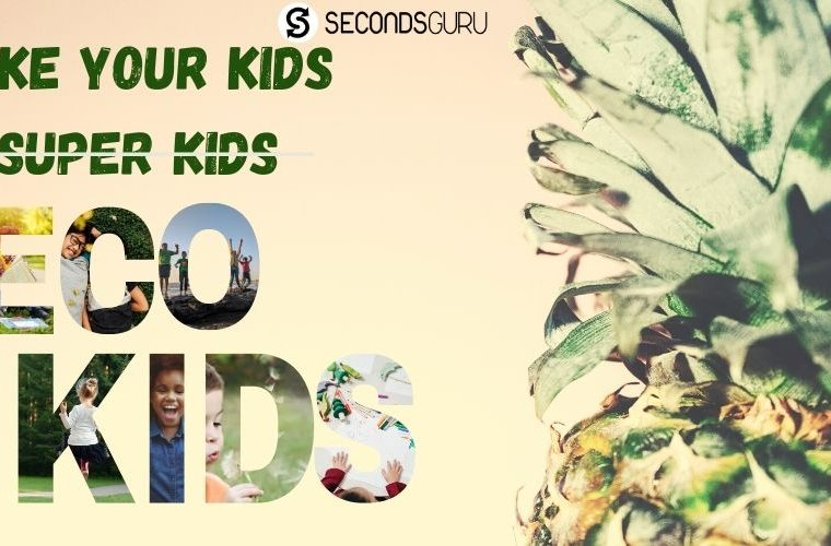 Bring up eco kids who care for planet
