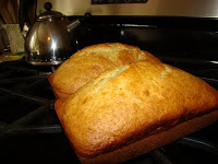 Easy Banana Bread and other Baking Adventures
