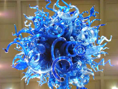 Create Your Own Chihuly Sculpture