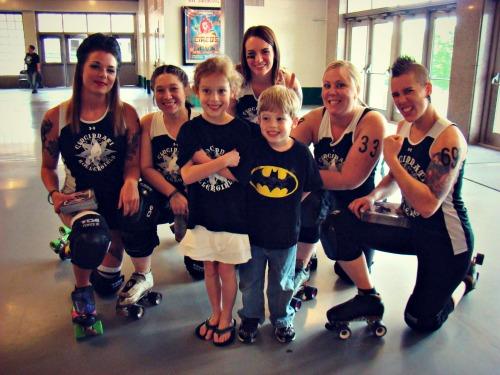 The Cincinnati Rollergirls