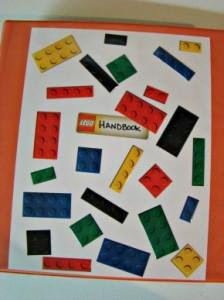 Lego Instruction Handbook