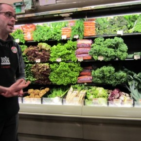 A Tour of Whole Foods in Cincinnati