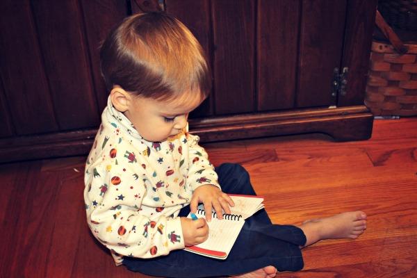 Peaceful Homework Henry