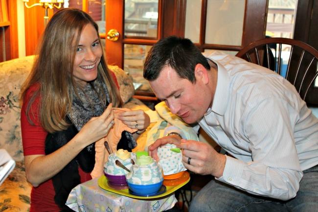 Ice Cream Sundae Baby Shower Gift 1