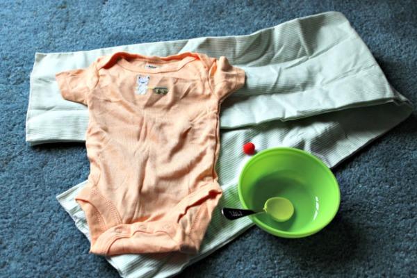 Ice Cream Sundae Baby Shower Gift 2