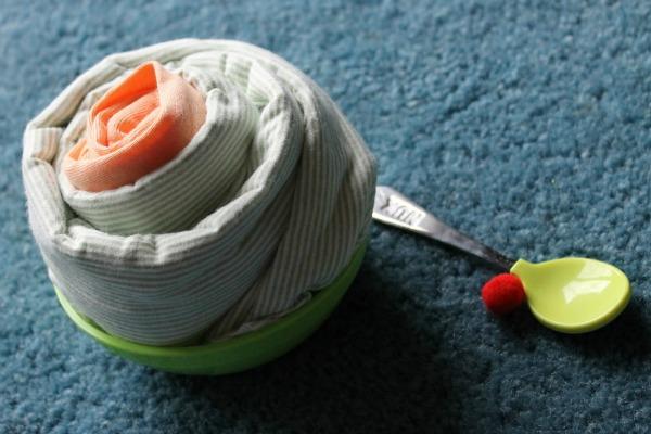Ice Cream Sundae Baby Shower Gift 7