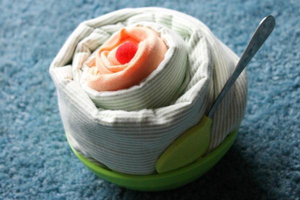 Ice Cream Sundae Baby Shower Gift 8