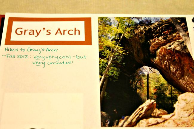 Camping Gray's Arch