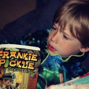 Frankie Pickle Books by Eric Wight