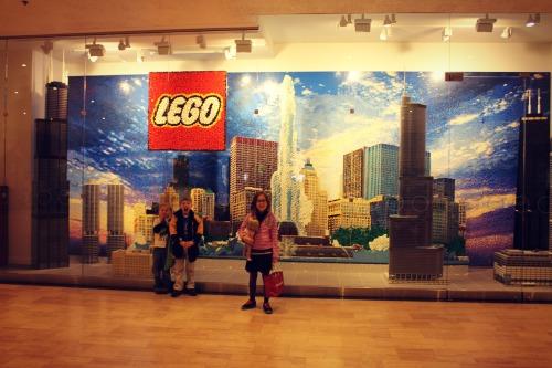 Chicago Lego Store