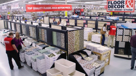 Floor Decor Grand Opening