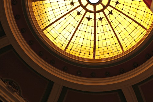 Carnegie Arts Center Dome