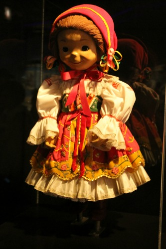 Museum of Science & Industry Doll