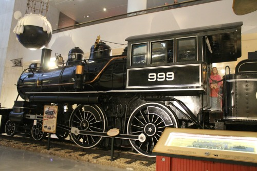 Museum of Science & Industry Train