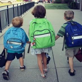 Back to School:  Helpful Tips