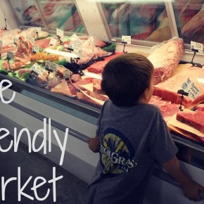A Trip to the Friendly Market in Boone County