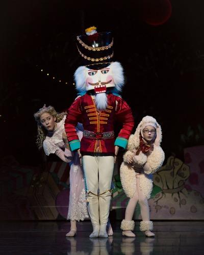 Cincinnati Ballet Otto M. Budig Academy students