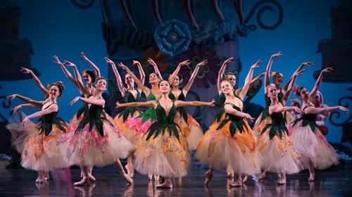 Cincinnati Ballet dancers (1)