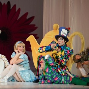Cincinnati Ballet presents ALICE {GIVEAWAY}