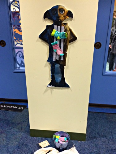 Pin the Sock on Dobby