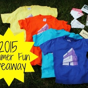 2015 Summer Fun Giveaway {Closed}