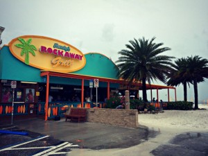 Frenchy's Rockaway Grill on the Beach