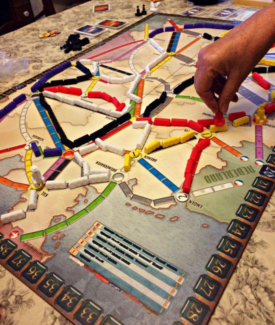 Remke Markets Game Night