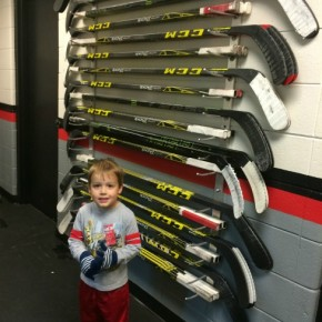 Behind the Scenes with the Cincinnati Cyclones