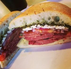 Izzy Sandwich