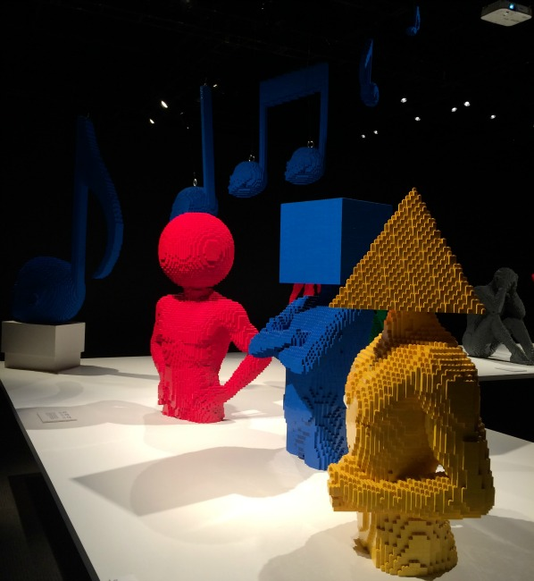 The Art of the Brick Party