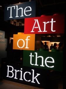 The Art of the Brick at the Cincinnati Museum Center