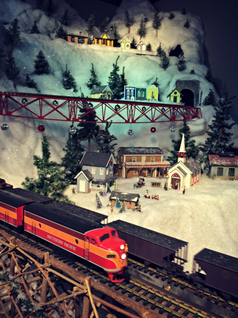 Holiday Junction Trains