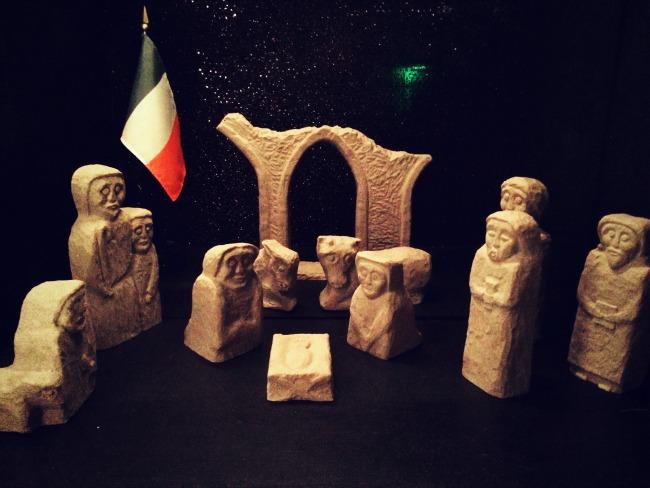Saengerfest Celtic Nativity