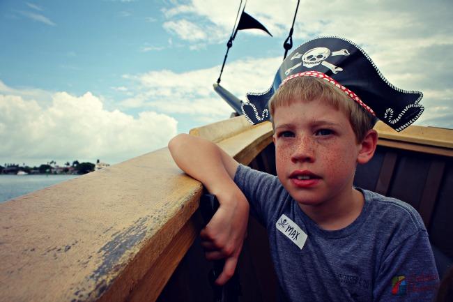 The Pirate Ship Max