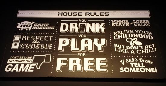 16 Bit House Rules