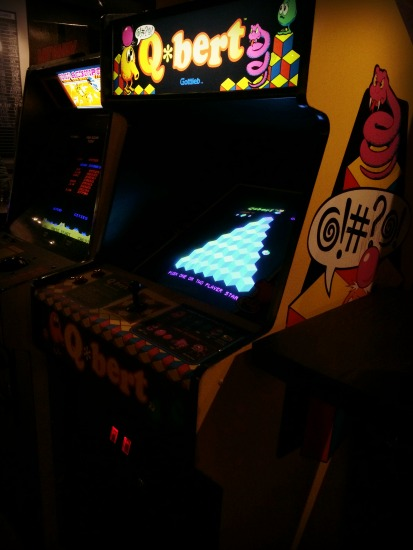 16 Bit Q-Bert