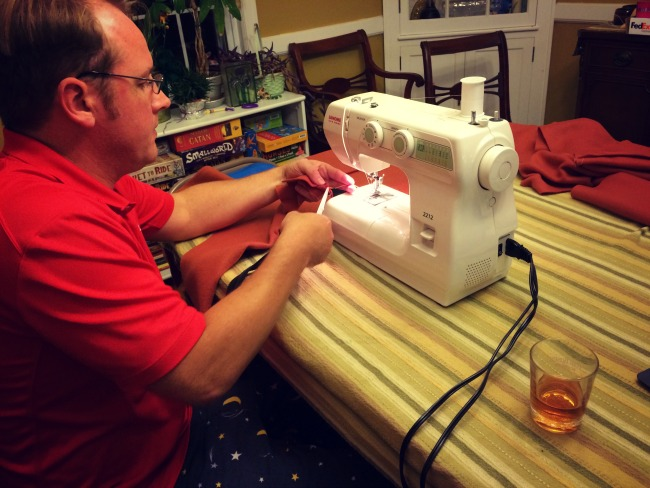 Labyrinth Halloween Costumes Sewing