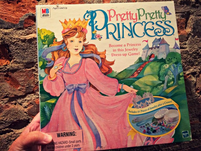 The Rook OTR Pretty Pretty Princess