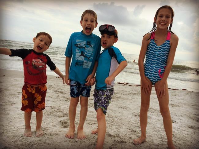 Madeira Beach Johns Pass Kids