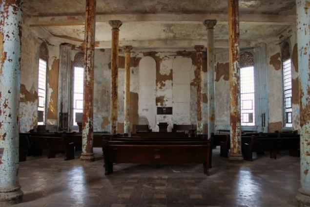 The Ohio State Reformatory (aka Shawshank) - The Little ...