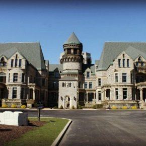 The Ohio State Reformatory (aka Shawshank)