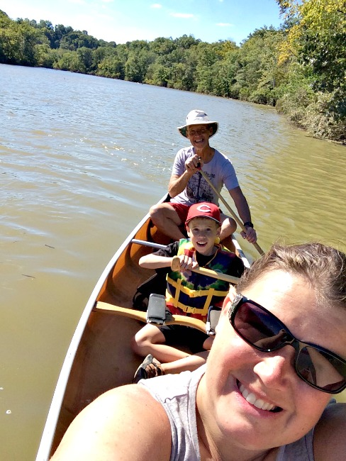 Doe Run Lake Selfie