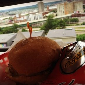 Burgers, Beer and an Unbeatable Backdrop at City View Tavern