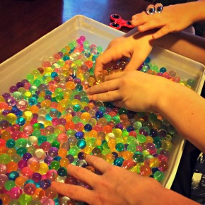10 Ideas for Preschool Fun with Water Beads