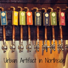 Urban Artifact Brewery in Northside