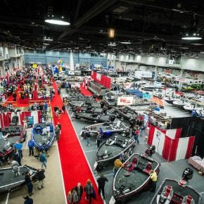 Cincinnati Travel, Sports & Boat Show 2018 {GIVEAWAY}